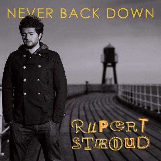 Never Back Down Single sleeve